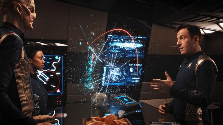 Star Trek: Discovery via Slash Film
