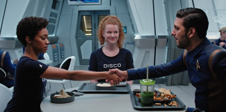 Star Trek Discovery via Sci Fanatic