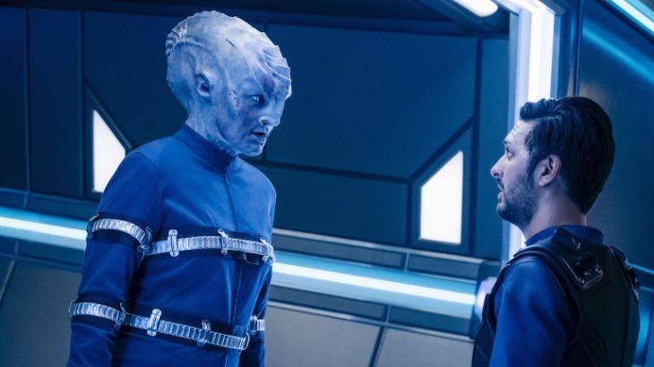 Star Trek: Discovery via Digital Spy UK