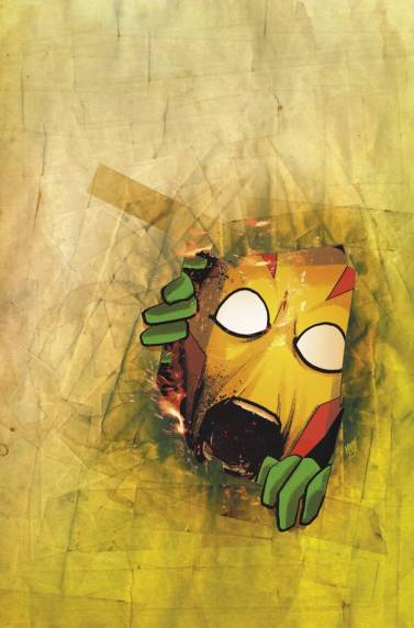 mister miracle 6 cover