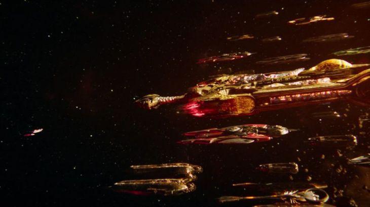 Star Trek Discovery via Word of the Nerd Online