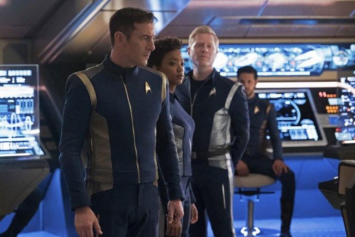 Star Trek Discovery via Trek News