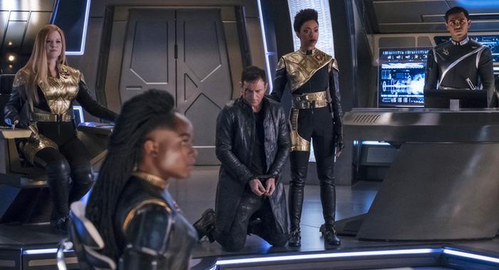 Star Trek: Discovery via Amazon AWS