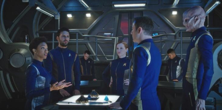 Star Trek: Discovery via Indie Wire