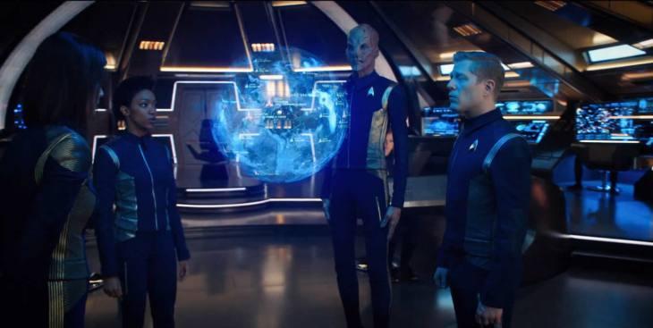 Star Trek: Discovery via TNN