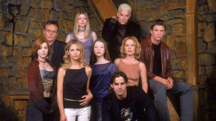 Buffy the Vampire Slayer via Den of Geek
