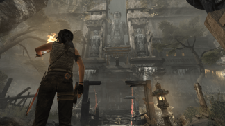 The Sun Queen's Temple - Tomb Raider (2013)
