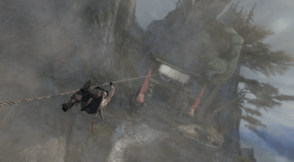 So many heights to be honest - Tomb Raider (2013)