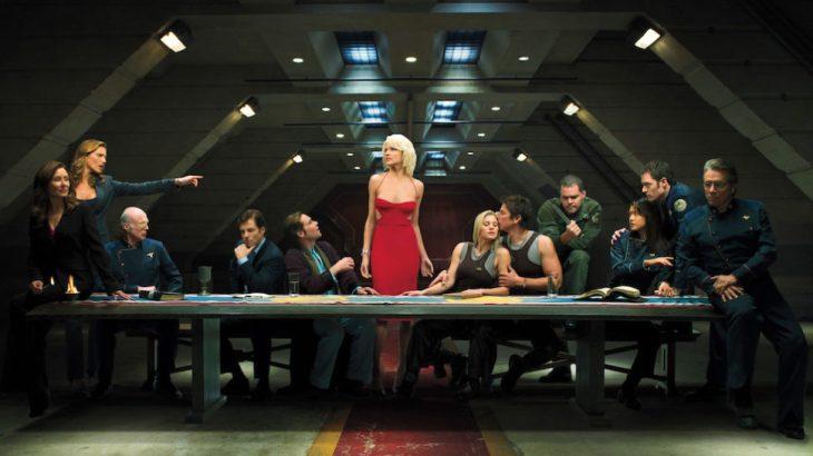 Battlestar Galactica via The Nerdist