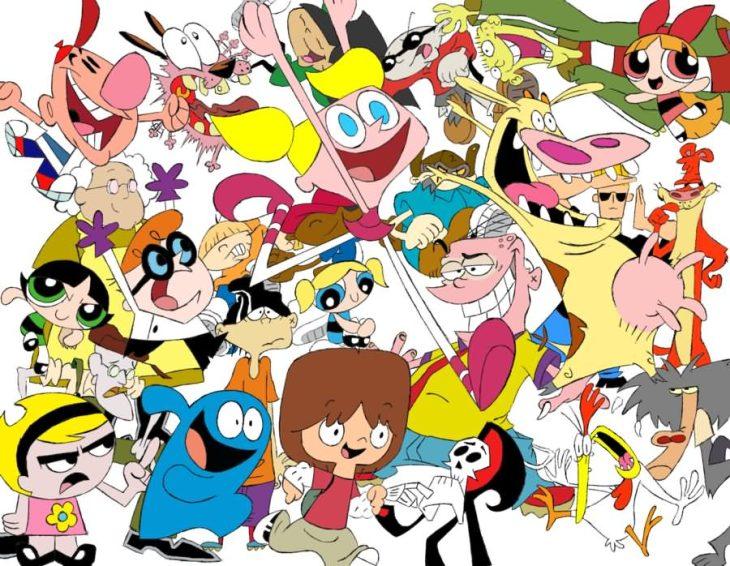 Cartoon Cartoons via Image Fully