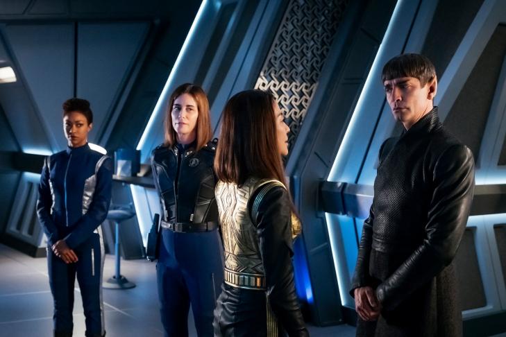 Star Trek: Discovery via Ohio
