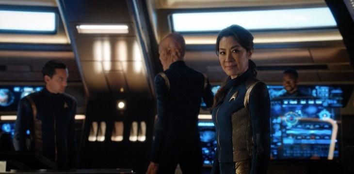 Star Trek: Discovery via TOR