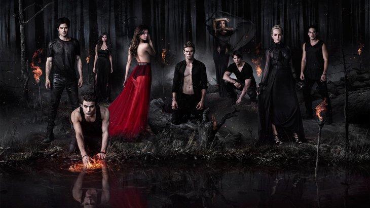Vampire Diaries via Tunefind