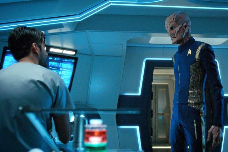 Star Trek: Discovery via Trek Core